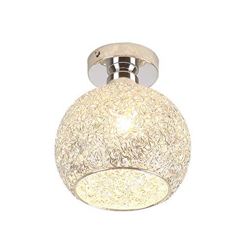 - Clearance Sale!DEESEE(TM)Modern Ceiling Lighting Flushmount Light Fixture for Bedroom Bathroom