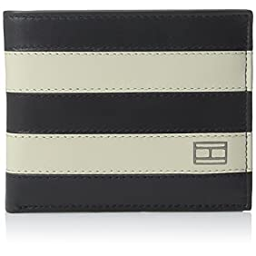 Tommy Hilfiger Men's Worchester Passcase Wallet with Removable Card Holder