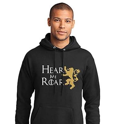 Lannister Hear Me Roar Game Of Thrones Hoodie S-4XL LT -4XLT