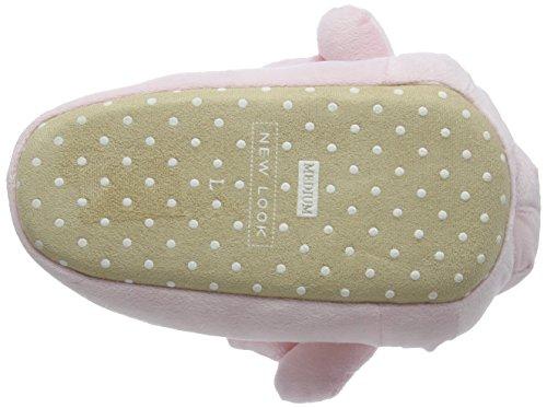 Donna Look Nino light 70 Rosa New Pantofole Pink qvzpdxt5tn