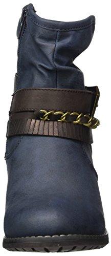 Jane Klain 253 430, Women's Cowboy Boots Blau (Navy)