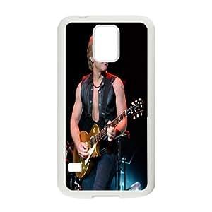 [AinsleyRomo Phone Case] For Samsung Galaxy S5 -Bon Jovi Rock Music Band-Style 6