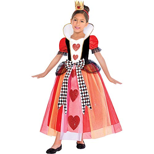 Suit Yourself Queen of Hearts Costume for