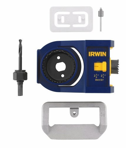 Irwin 3111002 Door Lock Installation Kit