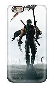 Fashionable Style Case Cover Skin For Iphone 6- Ninja Gaiden 4844597K78201414