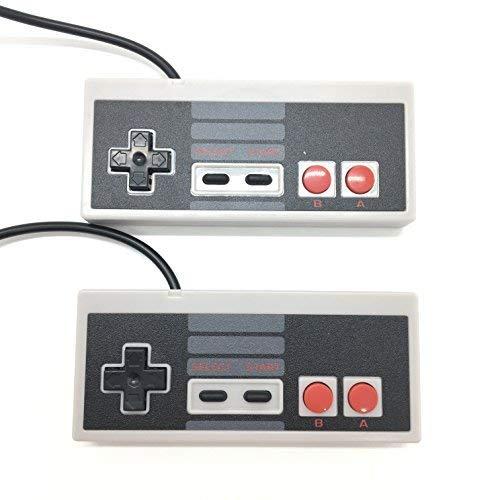 NES Controller by HUELE - [Original Nintendo NES system]Pack of 2