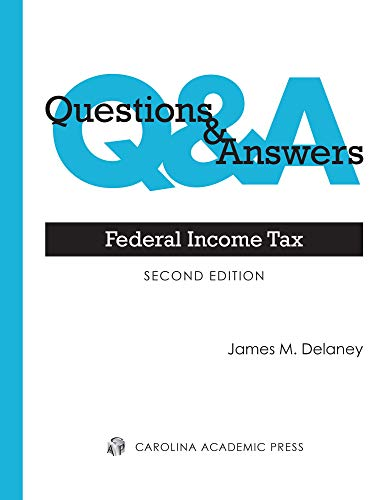 Top 5 recommendation federal income tax q&a for 2019