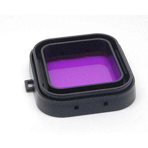 Underwater Diving UV Filter for GoPro Hero 4 3+ Xiaomi - 4