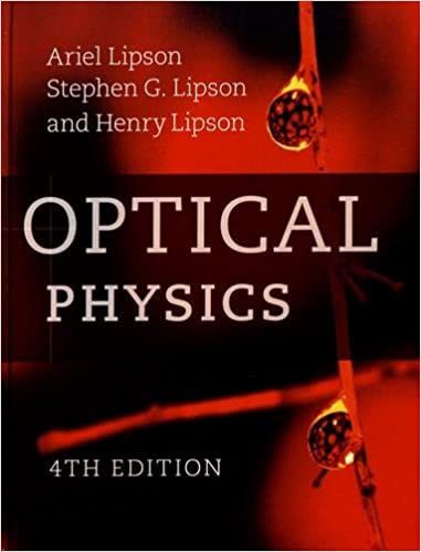Amazon optical physics 9780521493451 ariel lipson stephen optical physics 4th edition fandeluxe Choice Image