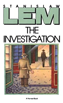 The Investigation by [Lem, Stanislaw]