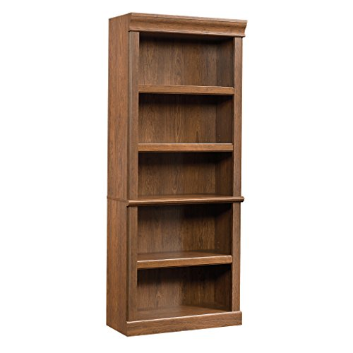 Sauder 418733 Orchard Hills Library, Milled Cherry (Cherry Library Bookcase)