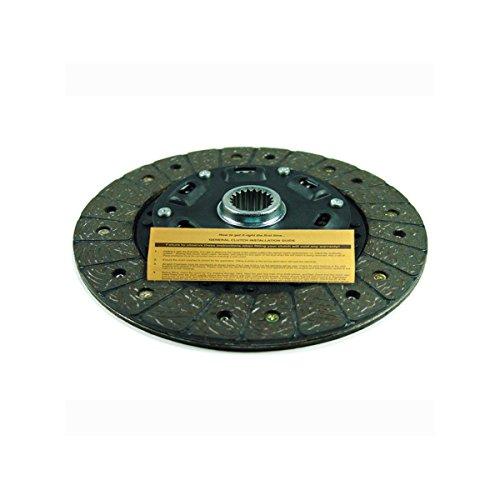EF STAGE 2 HD CARBON KEVLAR CLUTCH DISC 225mm fits NISSAN ALTIMA 2.4L 4CYL ()