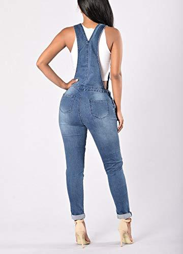Zalock Clair Femme Bleu Zalock Jeans Jeans vwOqRzf