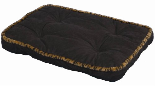 Cheap Precision Pet 18-By-12-Inch Simply Suede SnooZZy SleepeZZe Pet Bed, Safari