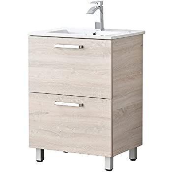 Amazon.com: LifeSky LIF-BC032 Modern Bathroom Vanity