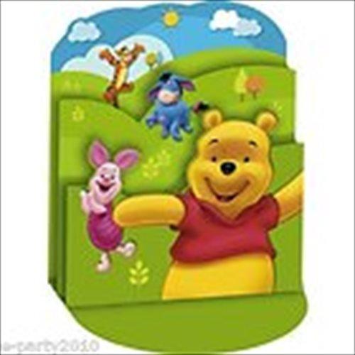 Winnie the Pooh 12 5/8in  Centerpiece ()
