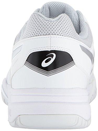 Plateado Mens Gel Zapatillas Asics Challenger® Blanco 11 qYwB8