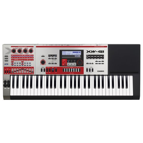 Casio XWG1 61 Key Groove Synthesizer