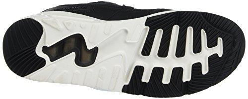 Nike Air Max 90 Ultra 2.0, Scarpe da Ginnastica Basse Uomo Nero (Black/Black/Summit White)