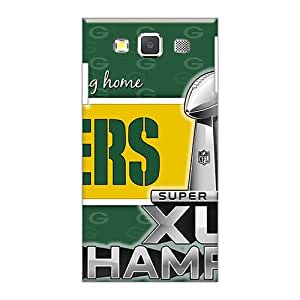 Great Cell-phone Hard Cover For Samsung Galaxy A5 With Support Your Personal Customized Stylish Green Bay Packers Skin LisaSwinburnson