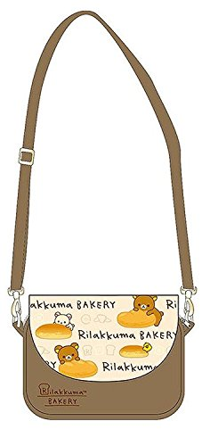 Rilakkuma Mini shoulder bag Brown