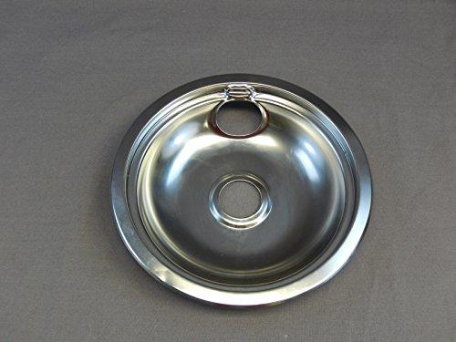 Recertified Frigidaire 316048413 Range 8' Large Burner Drip Bowl Assembly