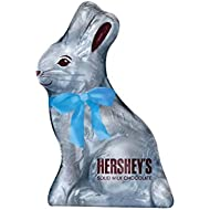 Hersheys Easter Solid Milk Chocolate Bunny - 4.25 Oz
