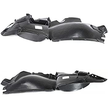 AM Left,Right Pair Splash Shield For Jeep Grand Cherokee