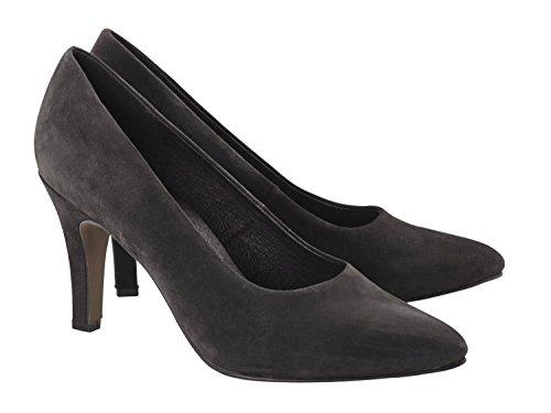 Esmara - Zapatos de vestir de Piel para mujer gris gris