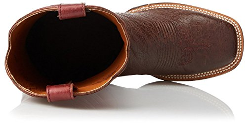 Lucchese Womens Western Boot Cherry En Bronze