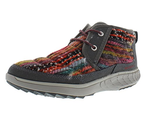 Merrell Women's Pechora Mid Boot, Grey/Multi, 7.5 M US Merrell Women Footwear Sneakers