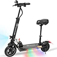 EverCross Electric Scooter, Electric Scooter for Adults with 800W Motor, Up to 28MPH & 25 Miles, Scooter f