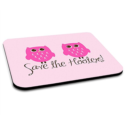 save-the-hooters-breast-cancer-awareness-mouse-pad