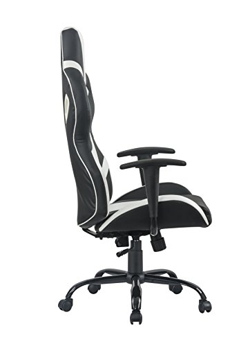 41aqyV579wL - BestOffice-High-Back-Recliner-Office-Chair-Computer-Racing-Gaming-Chair