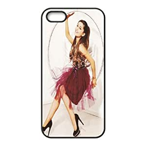 James-Bagg Phone case Singer Ariana Grande Protective Case For Apple Iphone 5 5S Cases Style-11