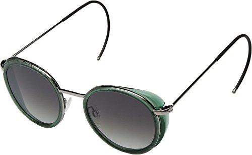 VonZipper Unisex Empire Emerald/Grey Gradient One - Sunglasses Empire