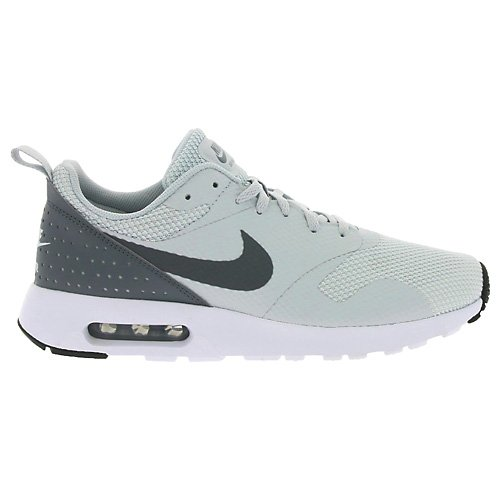 huge selection of b7f2e 915bf Galleon - Nike Mens Air Max Tavas Running Shoes PlatinumBlackWhite 8 M US