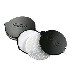 Mennon Honeycomb White Balance Tester for Digital Cameras - Small 90mm