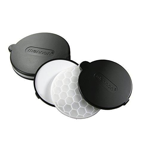 Mennon Honeycomb White Balance Tester for Digital Cameras - Large 110mm