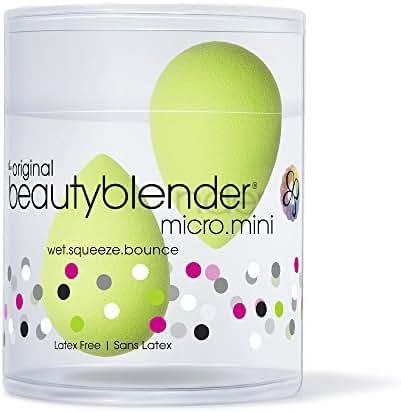 Makeup Tools & Brushes: beautyblender Micro Mini