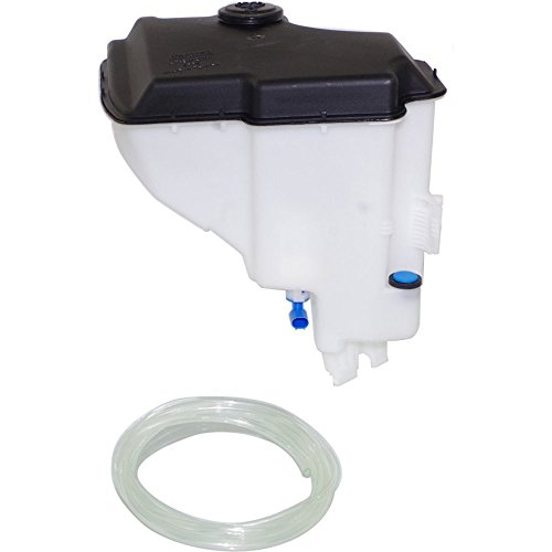 Washer Windshield Pump Series - Windshield Washer Tank compatible with 3-Series 99-06 Assy W/Pump Cap And Sensor