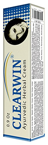 Clearwin (Klirvin) Ayurvedic Herbal Cream for Stretch Mark and Scars Removal 25g/0.9 Oz (Best Dd Cream In India)
