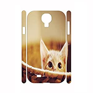 Original Cute Style Animal Series Cat Pattern Designer Phone Shell for Samsung Galaxy S4 I9500 Case
