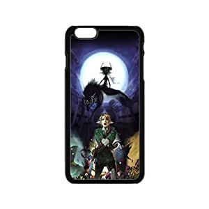 MMZ DIY PHONE CASEMagical wolf and man Cell Phone Case for Iphone 6
