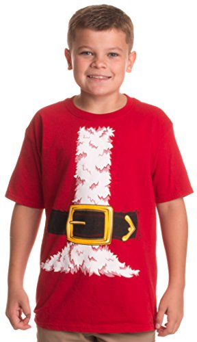 Cheap Christmas Costumes For Kids - Santa Claus Costume | Jumbo Print