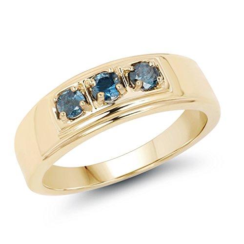 0.33 Ct Genuine Diamond - 6