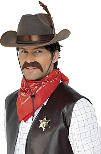 Village People Outfit (Village People Cowboy Costume Black Chest 38