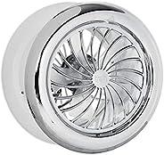 Ventilador/Exaustor Axial Tron Cromado 250Mm