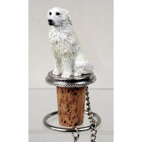 Great Pyrenees Dog Bottle Buddy (3 in)
