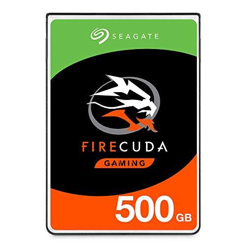 Seagate FireCuda 500GB Solid